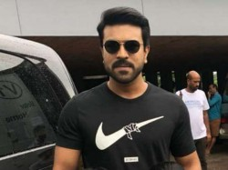 Ram Charan S Action Scenes Boyapati Movie Leaked Goes Viral