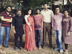 Antariksham Shooting Wraps Up