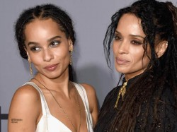 Zoe Kravitz Recreates Mom Lisa Bonet S Iconic Nude Cover 30 Years Later