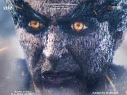Akshay Kumar 2 O Look Making Video
