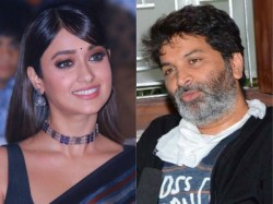 Ileana D Cruz Burfi Happens Because Trivikram Srinivas