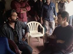Str Meets Superstar Maheshbabu At Rfc