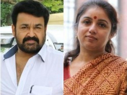 Actor Revathy Lashes Super Star Mohan Lal