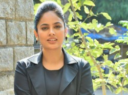 Nandita Swetha Interview I Will Be Seen As Pregnent Bluff Master