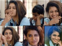 Priya Prakash Varrier Interview Wink Scene Forced Put Curfiew At Home
