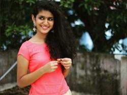Priya Prakash Varrier Entry Into Sandalwood With Kirik Love Story