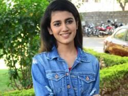 Priya Prakash Warrior Interview I Was House Arrested