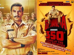 Simmba Grosses Rs 350 Crore Worldwide
