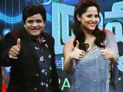 Ali Makes Fun About Anasuya Bharadwaj At Zee Cine Awards