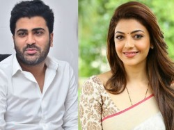 Interesting Details About Kajal Aggarwal Sharwanand New Movie