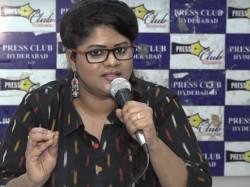 Anchor Swetha Reddy Comments Ka Paul About Hindupuram Mla Ticket