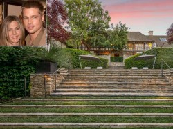 Jennifer Aniston And Brad Pitt S Beverly Hills House Is Now On Sale