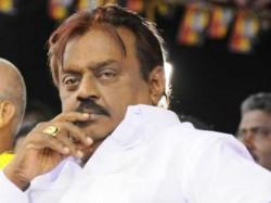 Captain Vijayakanth Properties To Auction