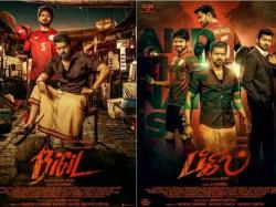 Vijay S Upcoming Film Bigil First Look