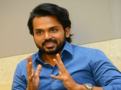 Hero Karthi Interview About Khaidi Movie