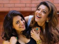 Kajal Aggarwal Emotional Post On Nisha Aggarwal Birthday