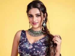 Is Ismart Shankar Heroine Nidhhi Agerwal Engaged