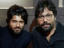 Vijay Deverakonda Will Again With Sandeep Reddy Vanga