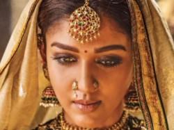 Nayanthara Disappointed With Sye Raa Narasimha Reddy Team