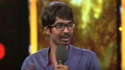 Comedian Dhanraj Vulgar Dialogues In Adirindi