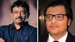 Ram Gopal Varma S Arnab The News Prostitute First Look Ready