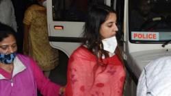 Heroine Sanjana Galrani Fear On Parappana Agrahara Jail