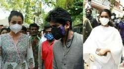 Actor Vivek Demise Keerthy Suresh Trisha Krishnan Broke Down