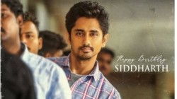 Mahasamudram Siddharth First Look Released