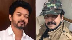 Thalapathy Vijay Tribute To Comedian Vivek Condolenced To Family Members