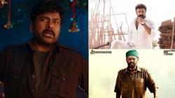 Chiranjeevi Balakrishna And Venkatesh Box Office War For Dusshera 2021