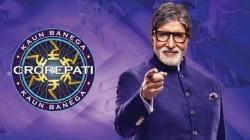 Kbc 13 Amitabh Bachchan Shoots Second Question Sony Liv App