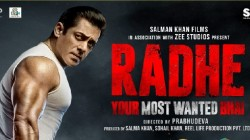 Salman Khan S Radhe Movie Review And Rating