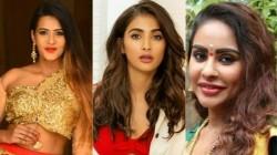 Trending Filmi News Ariyana Glory Anasuya Bharadwaj Pooja Hegde Shilpa Shetty Neena Gupta Sonu