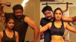 Ram Gopal Varma Likes Ariyana Glory Back