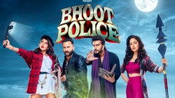 Bhoot Police Movie Review And Rating Saif Ali Khan Arjun Kapoor Make Thier Mark