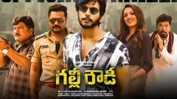 Gully Rowdy Movie Review And Rating Sandeep Kishan Comes With Outdated Drama