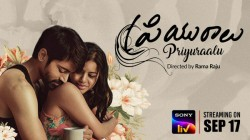 Priyuralu Movie Review And Rating Romantic And Message Oriented Love Story