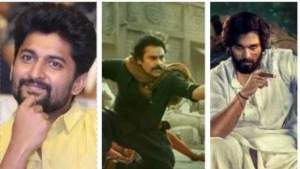 2022 Sankranthi movies: పవన్ కల్యాణ్తో పోటీకి సిద్దమైన అల్లు అర్జున్, నాని.. మెగా హీరో కూడా..