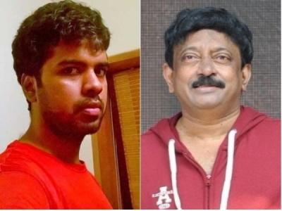 రామ్ గోపాల్ వర్మ మోసం:  'ఆఫీసర్' స్క్రిప్టు లీక్ చేసి జయకుమార్ సంచలనం!
