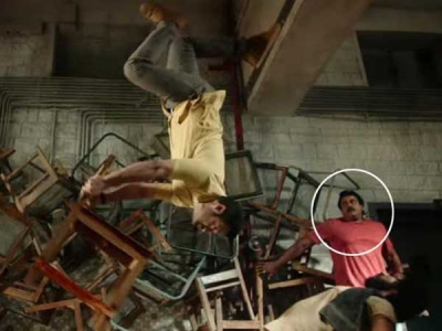 'అరవింద సమేత' టీజర్లో సునీల్ను గమనించారా? మళ్లీ పాత కమెడియన్గా...
