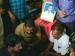 అభిమాని మృతి: కుటుంబ సభ్యులకు సందీప్ కిషన్ పరామర్శ